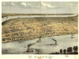Cairo, Illinois 1867
